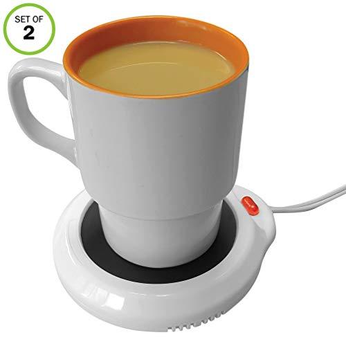 Evelots Desktop Electric Mug Warmer