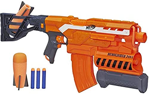 Gewehr Nerf Demolisher 2  1 iel Spielzeug Geschenk   AG17