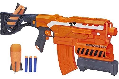 Gewehr Nerf Demolisher 2in 1Spiel Spielzeug Geschenk # AG17