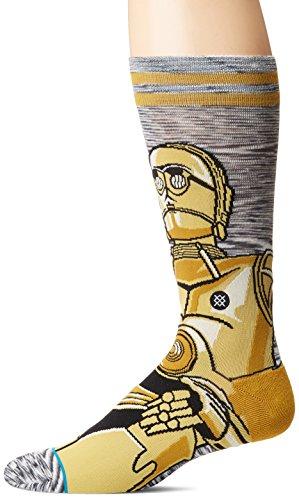 Stance x Star Wars Android Socks Gray L