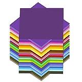 ZARRS Papel de Origami,100 Hojas Origami 15cm*15cm de Doble Cara para Manualidades y Manualidades en Papel DIY