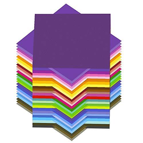 Origami-Papier,100 Blatt Origami 15cm * 15cm Doppelseitig für Kunsthandwerk DIY Handcrafts