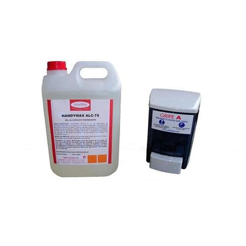 Mold N Pack - Dispensador Gel Alcohol 900Cc. S30Tbl