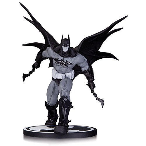Batman Black & White Statue Batman by Carlos D'Anda 20 cm Collectibles