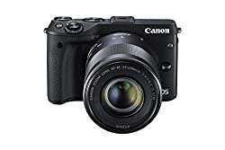 Canon EOS M3 Travel Camera