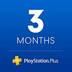 3 Months – Great Value New Games every month with Instant Game Collection. Next-generation online multiplayer on the PS4 system. One membership will extend to your PS4, PS3, and PS Vita systems. New Games every month with Instant Game Collection. Nex...
