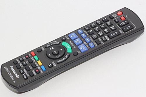 DVD-Fernbedienung N2QAYB000474 kompatibel mit /Ersatzteil für Panasonic DMR-BS785, DMR-BS885, DMR-BW780