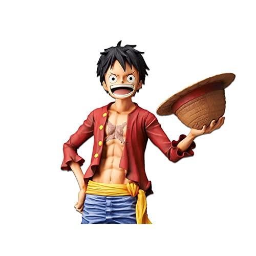 Banpresto-BP19994 Figura de Accion, One Piece, Grandista Nero, Monkey D. Luffy, Multicolor, Size (Bandai BP19994)