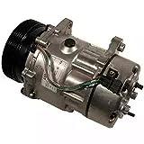Compressore climatizzatore aria condizionata 9145374924482 EcommerceParts per costruttore: QUALITY, ID compressore: 7V16, Puleggia-Ø: 120 mm, N° alette: 6, Tensione: 12 V