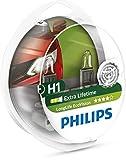 philips 681221 LongLife EcoVision 2 H1, 12 V/55 W