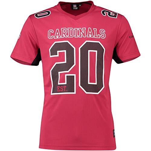 Majestic NFL Polymesh Jersey Shirt - Arizona Cardinals - L