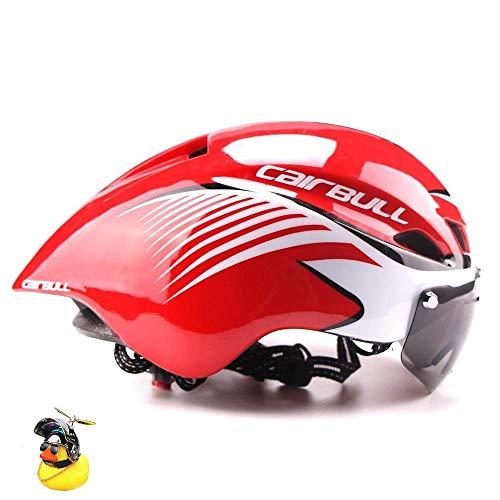 Casco de bicicleta para hombre y mujer, casco de bicicleta de carretera,...
