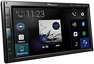 Pioneer DMH-C2500NEX Hideaway unit - Double DIN Android Auto and Apple CarPlay In-Dash Car Stereo Receiver, 6.8
