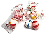 ASSORTED Red Bird Puffs WRAPPED Candy Mints - 2 Pounds