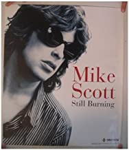 Mike Scott Poster 'Still Burning' The Waterboys