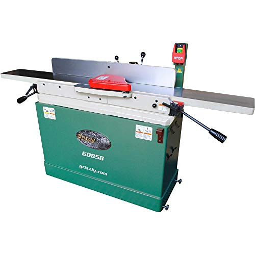 Grizzly Industrial G0858-8' x 76' Parallelogram Jointer with...