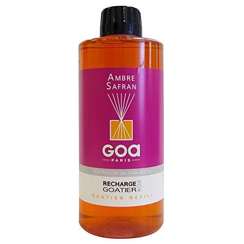 GOA - Recharge Goatier 500ml Ambre Safran