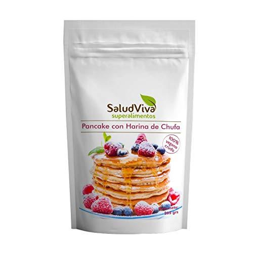 Salud Viva Pancake con Harina de Chufa 265 g