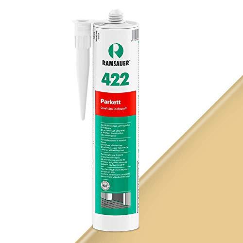 Ramsauer 422 Parkett Acryl - Fugendichtstoff für Holzböden (Esche/Fichte/Kiefer)