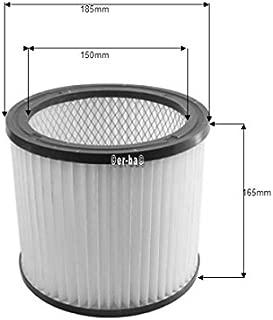 FILTRO per Parkside PNTS 1400 b1 1400b1 tondo durata filtro filtro filtro a pieghe