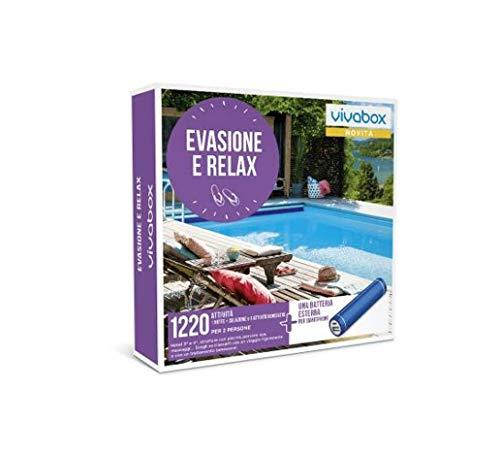 VIVABOX Caja Regalo Eventone y Relax