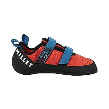 Millet - Easy Up 5C M - Chaussures d'Escalade Mixte Adulte - Orange (3260), 43 EU