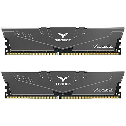 TEAMGROUP Memory D4 3200 Team Vulcan Z Grey K2 - Memoria RAM