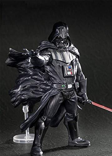 JAPAN OFFICIAL Star Wars - Figura de Darth Vader Darth Vader Darth Fener de 16 cm de ancho