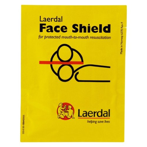 Notfallbeatmungstuch Laerdal