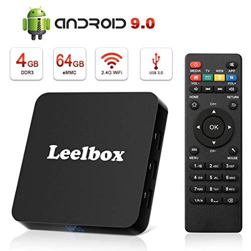 Leelbox Android 9 TV Box