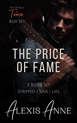 The Price of Fame Box Set: A World of Tease Series (English Edition)