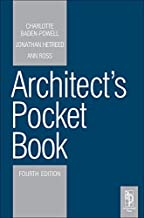Architect's Pocket Book, Fourth Edition (Routledge Pocket Books)