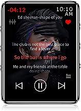Facibom X60 MP3 Music Player, Portable Lossless Sound MP4 Player, FM Radio/Voice Recorder/E-Book/Video Black 16GB photo