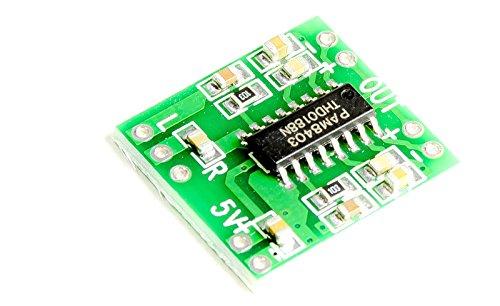 MissBirdler PAM8403 Mini 2x3 Watt audio stereo versterker voor Protoyping luidsprekers