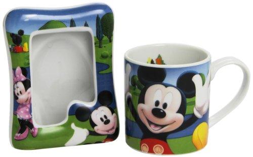 Mickey & Friends 770124 Mickey Mouse and Friends set kop en fotolijst