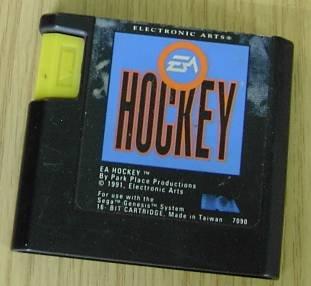 Sega Mega Drive Ea Hockey