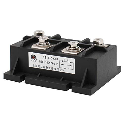 Módulo de diodo de doble onda MDQ-150A de puente rectificador monofásico 150A 1600V