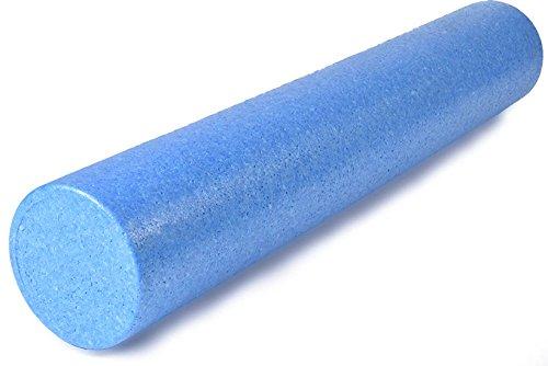 Oliver Faszienrolle PRO 90 cm Massagerolle Reha Physiotherapie Massage blau