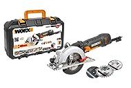 WORX WX439 500W 120mm Worxsaw Compact Circular Saw