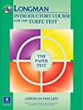 Longman Introductory Course for the TOEFL Test: Paper Test Student Book with CD-ROM