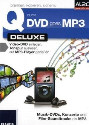 DVD goes MP3 Deluxe