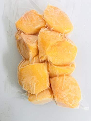冷凍富有柿 冷凍柿 冷凍種なし柿 国産(和歌山産) 250g 冷凍柿(和歌山産) 【消費税込み】