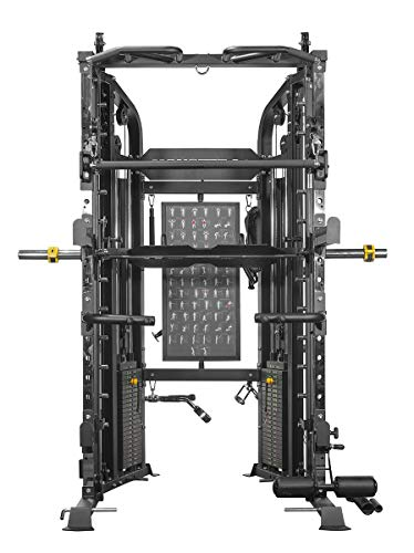 FORCE USA Monster G6 Power Rack, Functional Trainer & Smith Machine Combo. New for 2019!