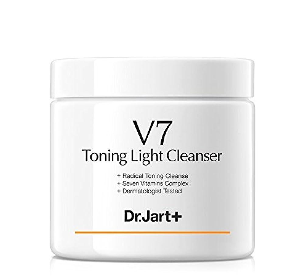 報復バイナリ必要Dr.Jart+ V7 Toning Light Cleanser 100ml/ドクタージャルト V7 トーニング ライト クレンザー 100ml [並行輸入品]