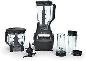 Ninja Mega cocina sistema Batidora y procesador de alimentos con Nutri Ninja tazas - bl770 Reacondicionado (Certified...