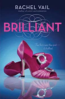Brilliant (Avery Sisters Trilogy Book 3) by [Rachel Vail]