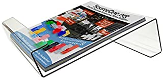 Source One LLC Universal Treadmill Book Holder 9 x 11 Inches for Elliptical, Rowers (TBH-U)