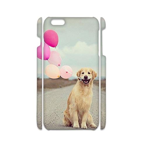 Generic Printing Golden Retriever - Juego de 6 carcasas para iPhone 5 y 5S