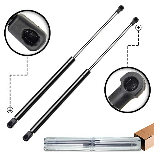 A-Preimum Tailgate Rear Trunk Lift Supports Shock Struts Replacement for Volvo XC90 2003-2014 2-PC Set