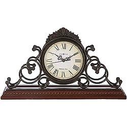 Howard Miller Adelaide Mantel Clock 635-130 – Quartz & Single Chime Movement
